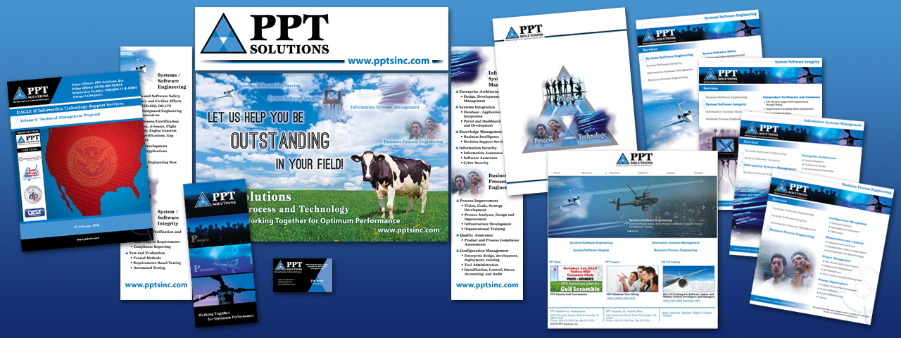 PPT Solutions, Inc. Design Work