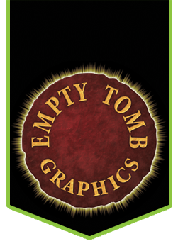 Empty Tomb Graphics Web Design